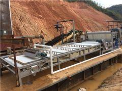 内蒙古矿山泥浆处理