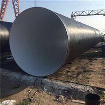长沙防腐螺旋钢管厂家 排水管道