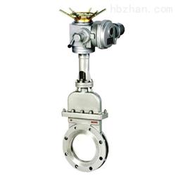 PZ973W电动刀型闸阀