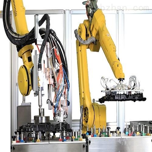 华为充电器防水密封—机器人自动点胶机
