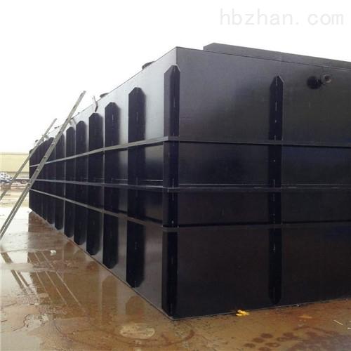 新建中小医院污水处理器