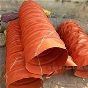 徐州方形硅胶布耐温250度通风管