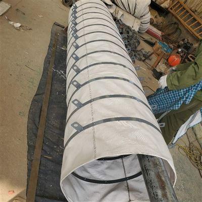 耐磨耐热帆布卸料布袋