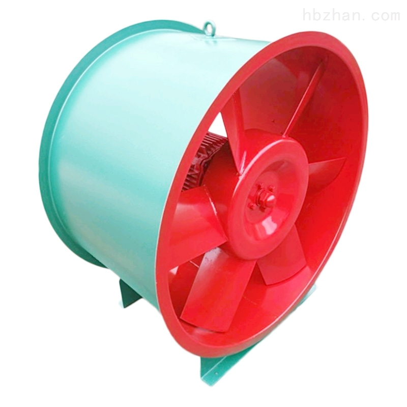 HTF系列消防高温排烟轴流通风机