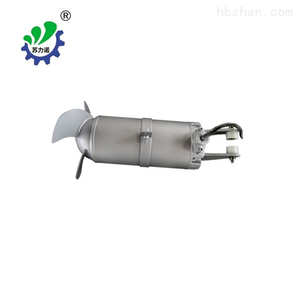 QJB4/12不锈钢潜水搅拌机产品报道