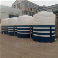 湖北当阳市50吨加厚PE水箱塑料蓄水塔供应