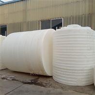 湖北当阳市25吨加厚PE水箱塑料蓄水塔供应