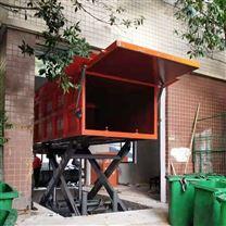 居民區垃圾站小型垃圾轉運站