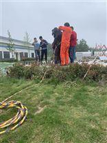 咸阳市蛙人服务公司-水下检测探摸施工队
