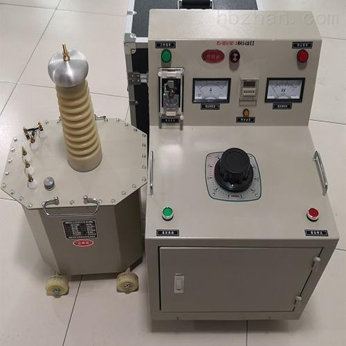 电力承试三四五级资质工频耐压试验装置现货