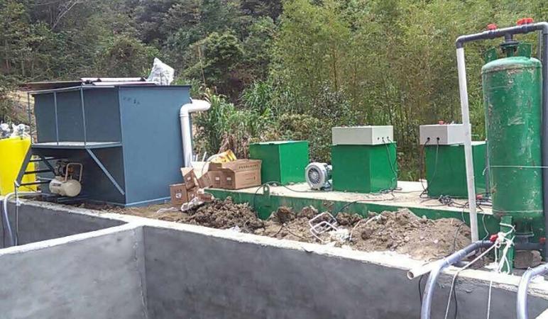 芜湖生猪屠宰污水处理设备