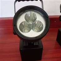 SD7120B灯头可转角变方位手提探照灯9W