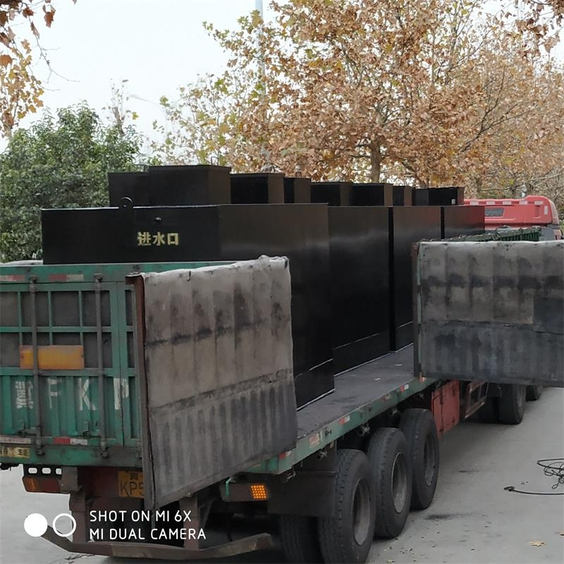 遂宁口腔门诊污水处理设备生产厂家