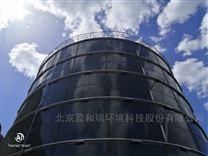 北京环境搪瓷拼装厌氧罐项目