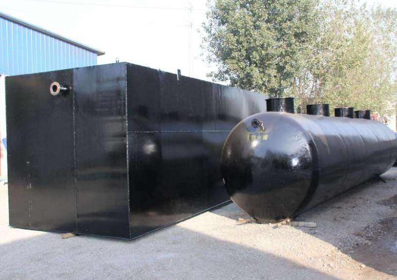 常州养猪场污水处理设备