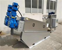 供应叠螺式污泥脱水机 移动式污水处理设备