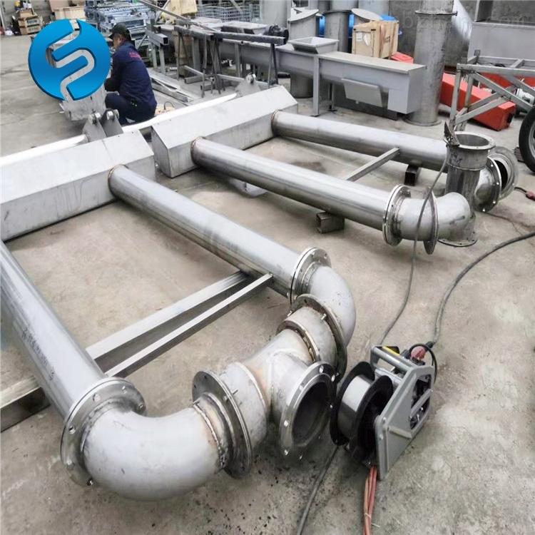 FB-80浮筒式滗水器安装方法