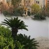 人造雾设备 喷雾造景系统
