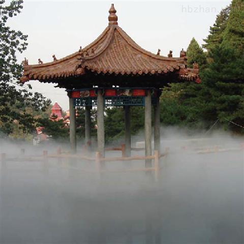景区人工造雾设备 冷雾系统