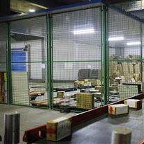海关仓储区隔离围网 海关保税仓库塑钢围网