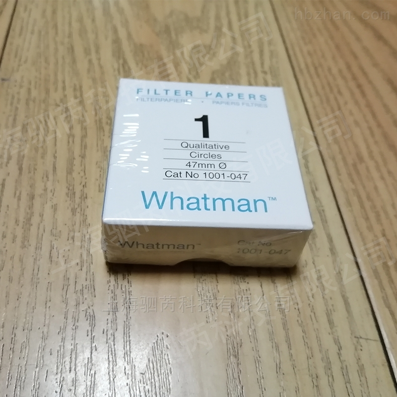 沃特曼Grade1中速定性滤纸