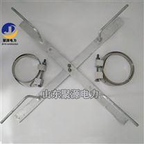光缆预留架余缆支撑架杆用外盘式余缆架