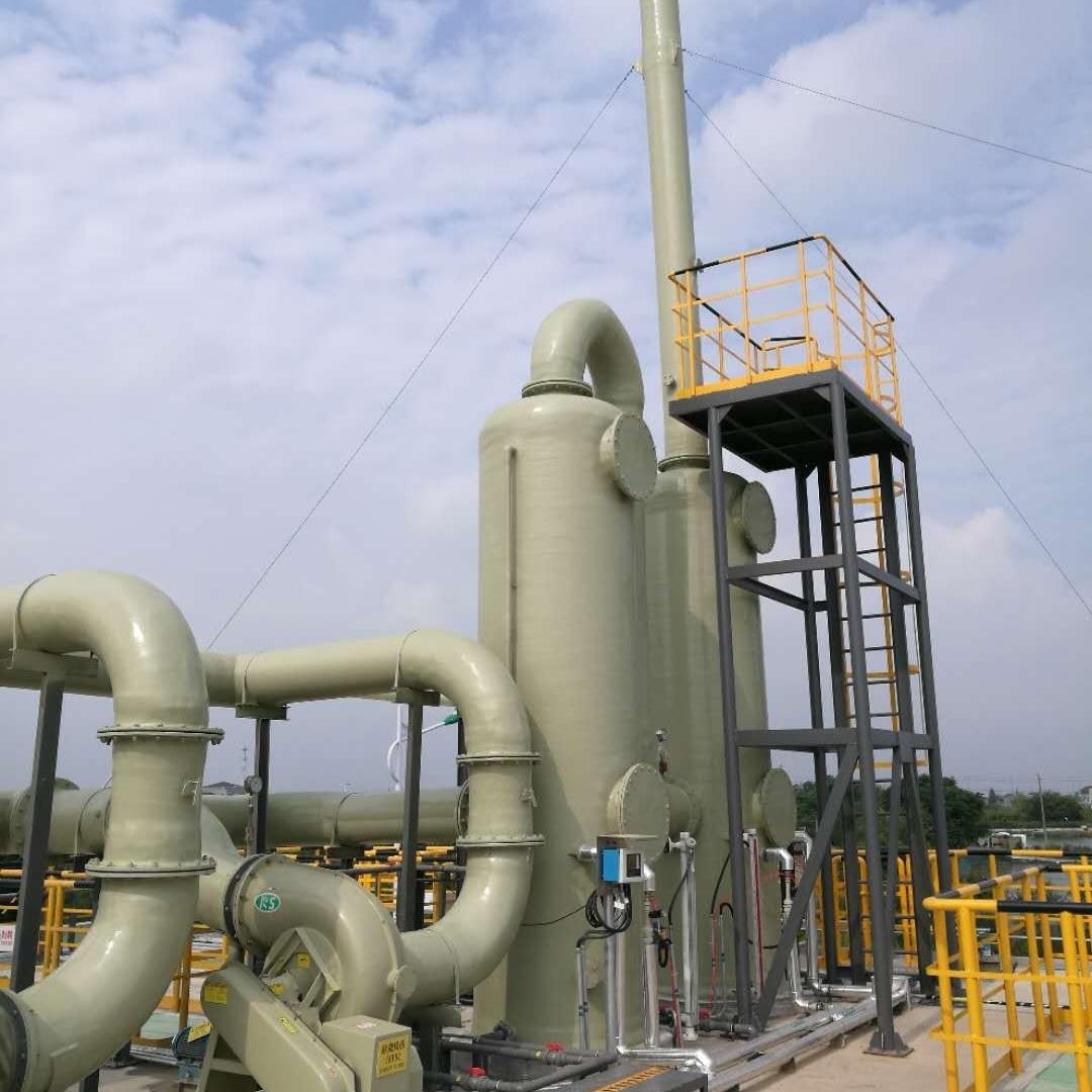 废气治理喷淋塔