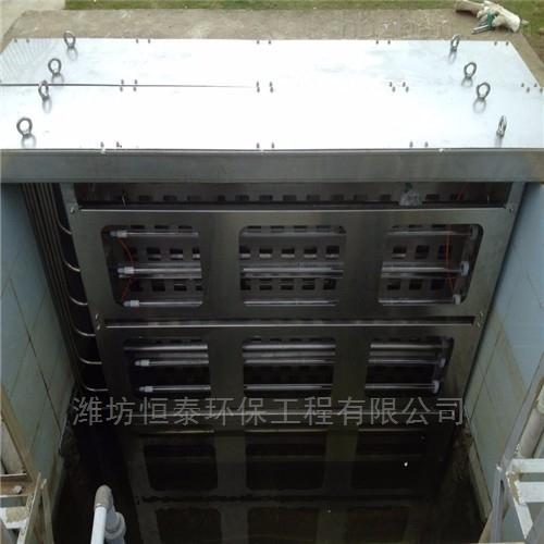 济宁市明渠式紫外线消毒设备