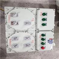 BXMD挂墙式防爆照明(动力)配电箱户外带防雨罩