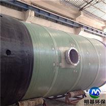靖江市一体化污水提升泵站参数