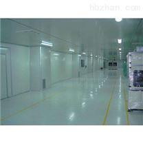 专做净化工程之淄博生物科技万级洁净室