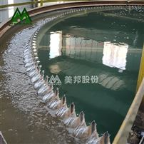 礦山鐵礦尾泥汙水處理