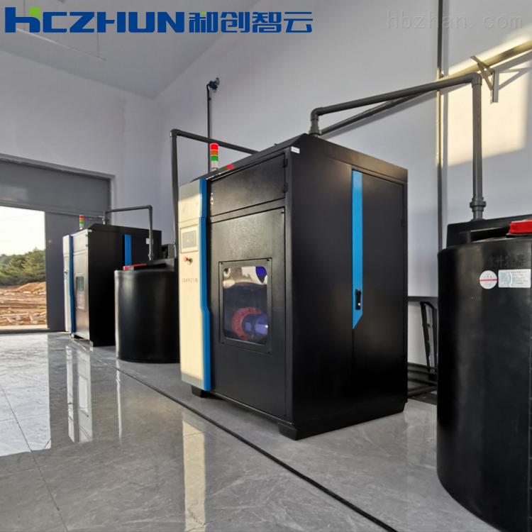 青海次氯酸钠发生器-市政农村饮水消毒设备