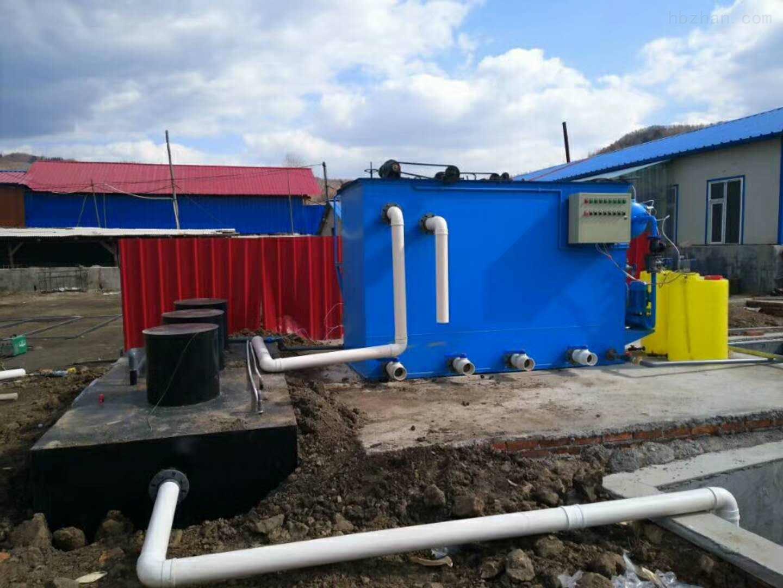 即墨屠宰污水处理设备
