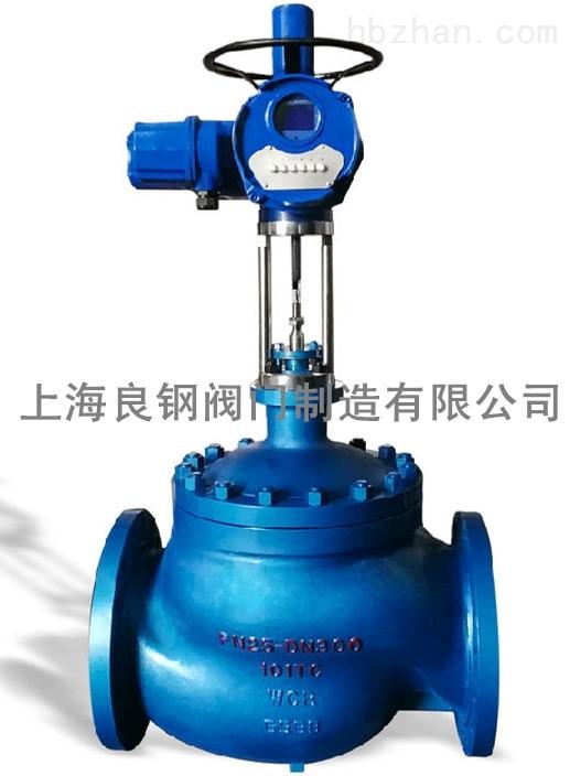 ZDSM直行程电动套筒调节阀