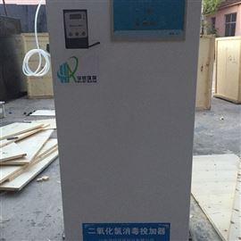 农饮水工程二氧化氯投加器安装使用