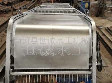 不锈钢除污机厂家订制全国发货