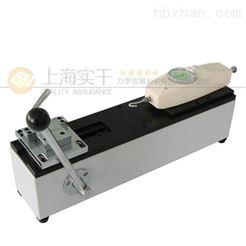 拉力测量电线接头拉力测试台 电线端子拉力试验台架