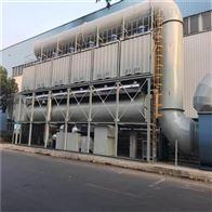 湖州注塑车间VOCs废气-CO催化燃烧设备