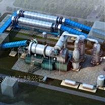 污泥熱解氣化技術