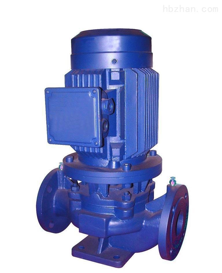 ISG立式单级管道泵上海方瓯水泵生产