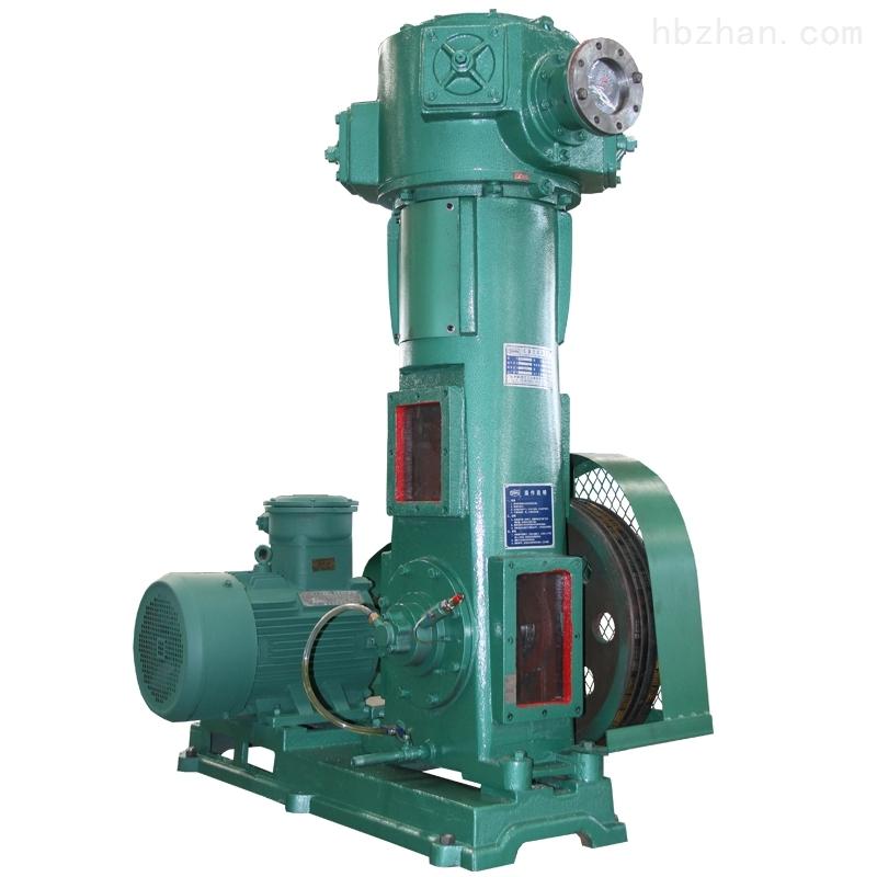 防腐无油立式真空泵