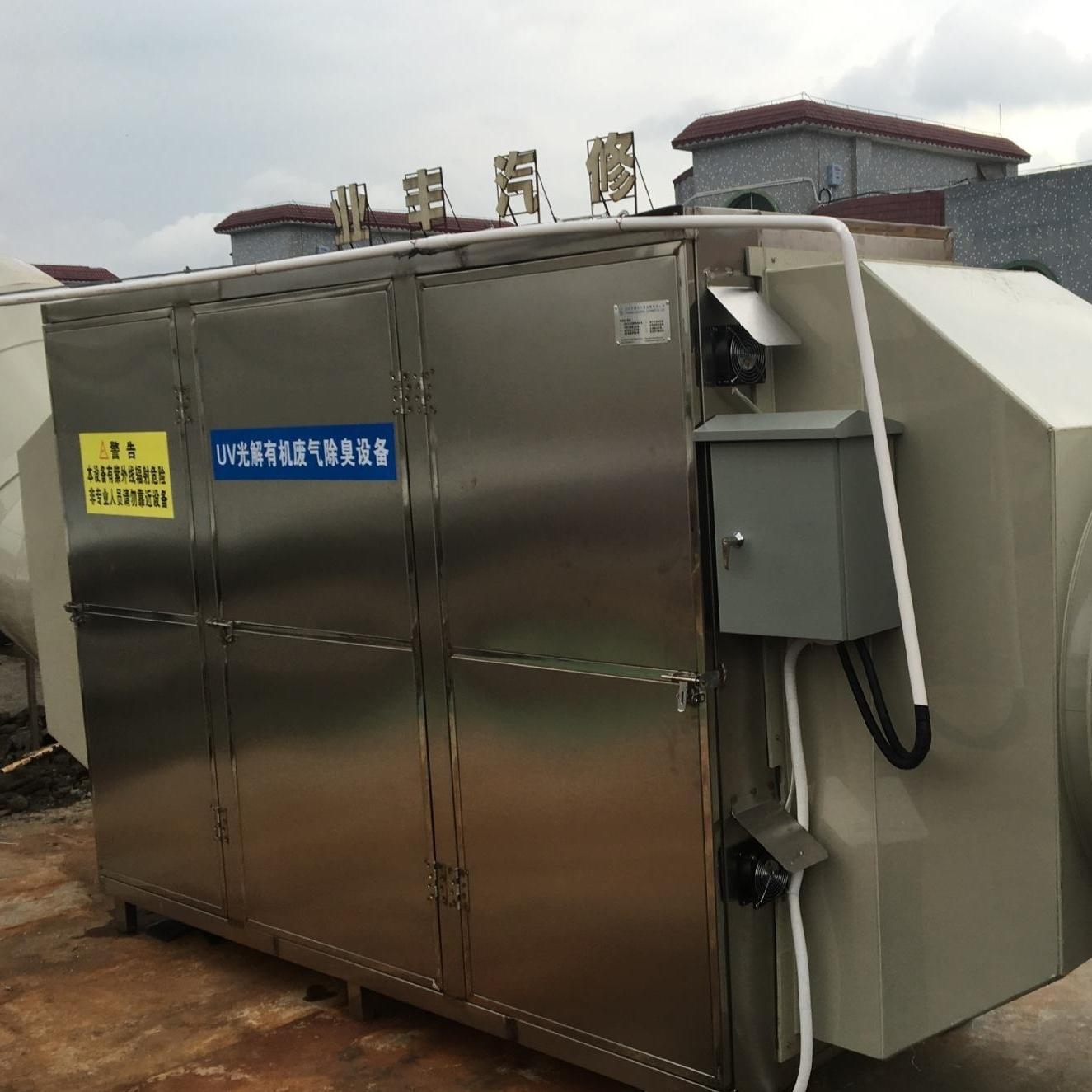 制药厂硫化氢处理设备