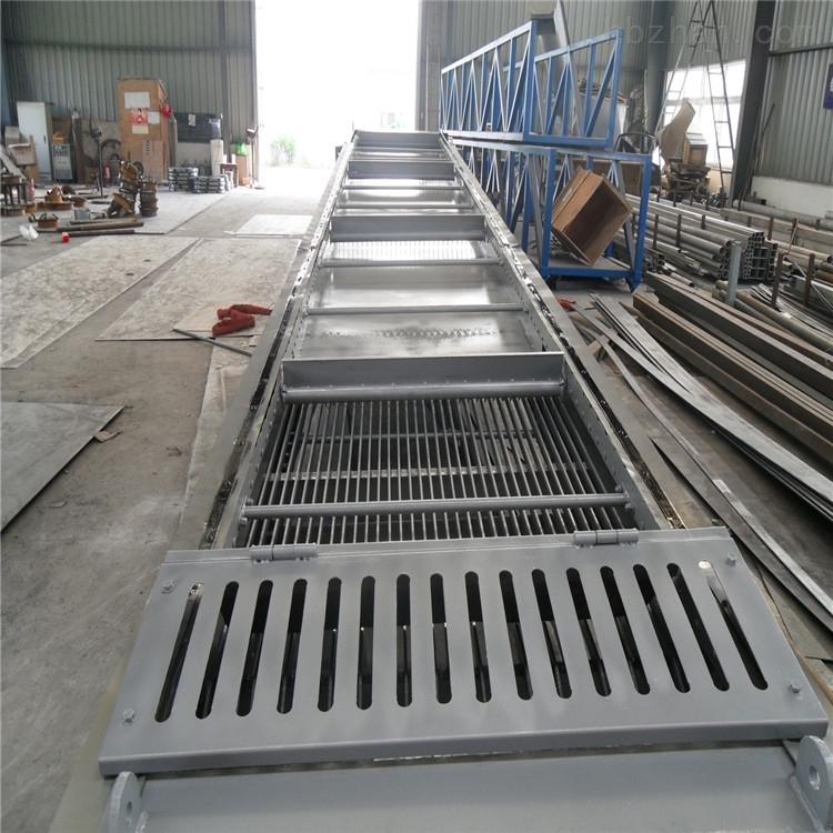 GSHP1500不锈钢齿耙式格栅清污机