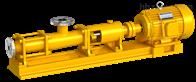 G50-1GF型不锈钢单螺杆泵