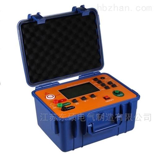 五级承装修试资质-电子双显绝缘电阻测试仪
