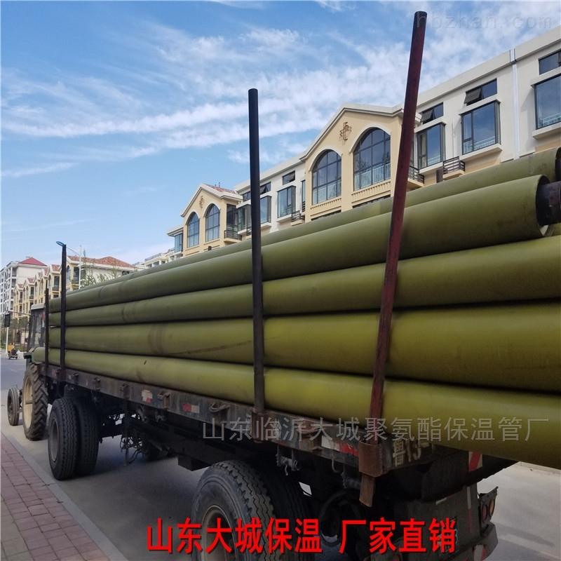 苏州钢套钢蒸汽保温管山东生产厂家