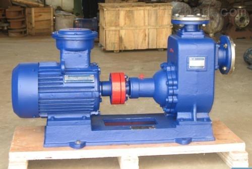 ZWPB型不锈钢防爆自吸水泵