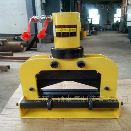 承装承修承试资质-整体式液压弯排机