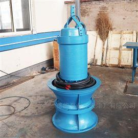 QZB系列潜水轴流泵安装厂家